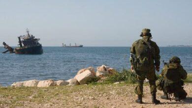 صورة الجيش الروسي يجري تدريبات عسكرية مشتركة مع قوات نظام الأسد قبالة البحر المتوسط.. ما أهـداف روسيا؟