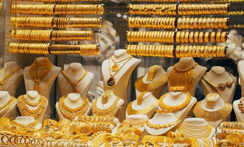 الذهب الرسمية في الأسواق السورية
