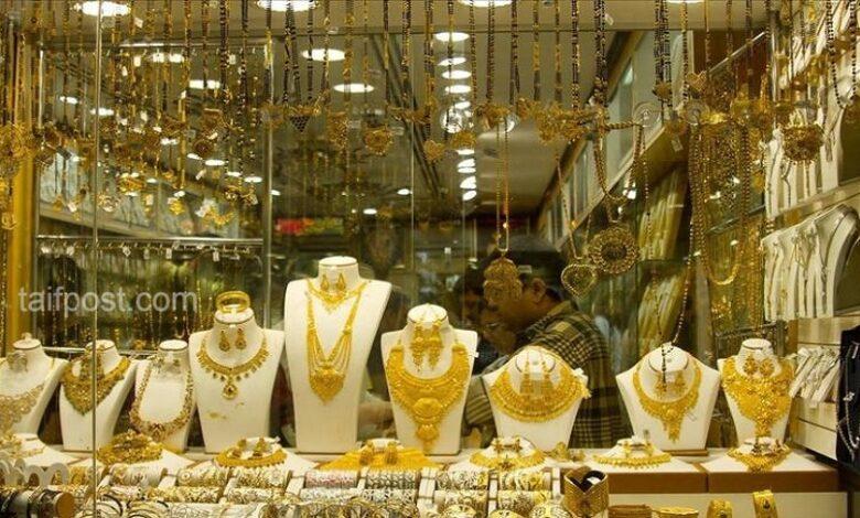 الذهب انخفاض قياسي الأسواق السورية
