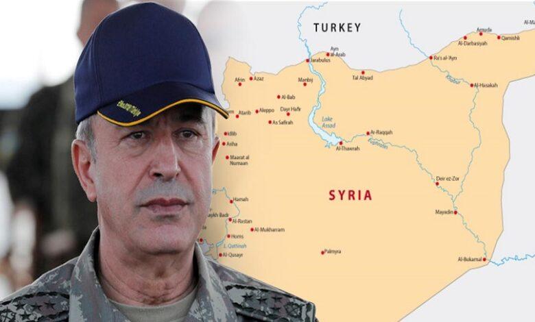 المنطقة الآمنة شمال سوريا