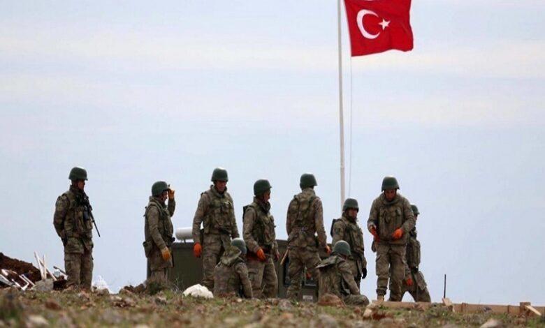 انتشار للجيش التركي إدلب