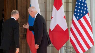 """صورة مسؤول أمريكي رفيع المستوى يكشـ.ـف خفايا ما دار من نقاشات بين """"بايدن"""" و""""بوتين"""" حول الملف السوري!"""