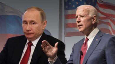 """صورة قبل ساعات من لقائه مع بوتين.. """"بايدن"""" يؤكد إمكانية التوصل إلى تسوية شاملة مع روسيا بخصوص سوريا"""