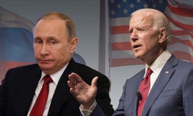 بايدن تسوية روسيا سوريا