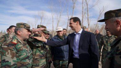 صورة بأوامر مباشرة من روسيا.. بشار الأسد يجري تغييرات كبيرة طالت مناصب قيادية رفيعة في جيشه!