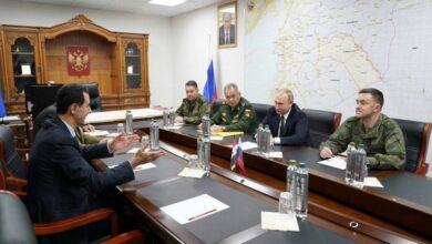 """صورة تقرير يكشـ.ـف خطة وأهداف """"بوتين"""" الجديدة في سوريا والشرق الأوسط.. ماذا عن الأسد؟"""