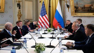 """صورة """"تفاصيل جديدة"""".. مصدر مقرب من القيادة الروسية يكشـ.ـف ما تم الاتفاق عليه بين بوتين وبايدن بشأن سوريا"""