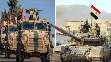 صورة بعد حديث عن حشود للنظام.. تحركات عسكرية تركية في إدلب.. بماذا تُنذر؟