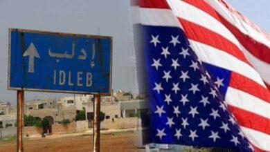 صورة من أمام حدود إدلب.. تحرك أمريكي جديد بشأن الأوضاع في سوريا