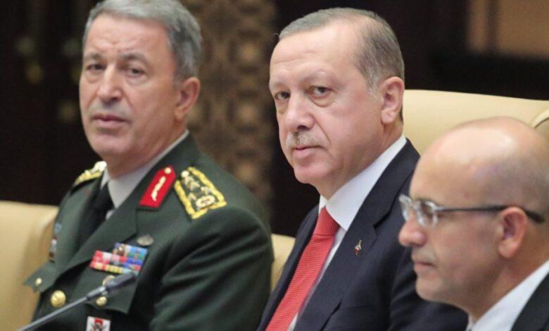 تصريحات أردوغان السوريين