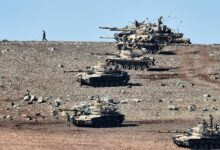 """صورة بعد قمة """"أردوغان-بايدن"""".. تقرير استخباراتي أمريكي يرجح بدء تركيا عملية عسكرية شمال سوريا"""