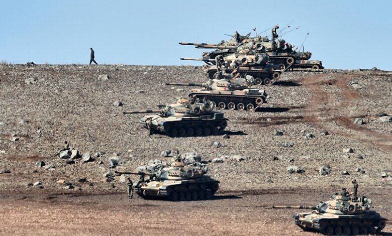 تقرير تركيا عملية شمال سوريا