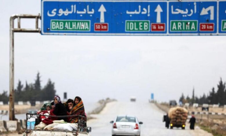 روسيا الوضع في إدلب