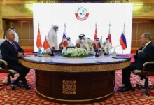 صورة مسؤول قطري يكشـ.ـف معلومات جديدة عن المسار مع روسيا وتركيا بشأن الحل في سوريا ويبرر غياب إيران!