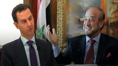 """صورة مصادر تتحدث عن عودة قريبة لـ""""رفعت الأسد"""" إلى دمشق بموجب صفقة مع بشار الأسد.. إليكم تفاصيلها"""