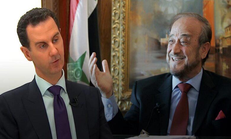 عودة رفعت الأسد إلى دمشق