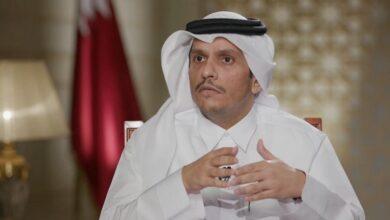 صورة قطر تكشـ.ـف قرارها النهائي بشأن إمكانية عودة العلاقات مع نظام الأسد!