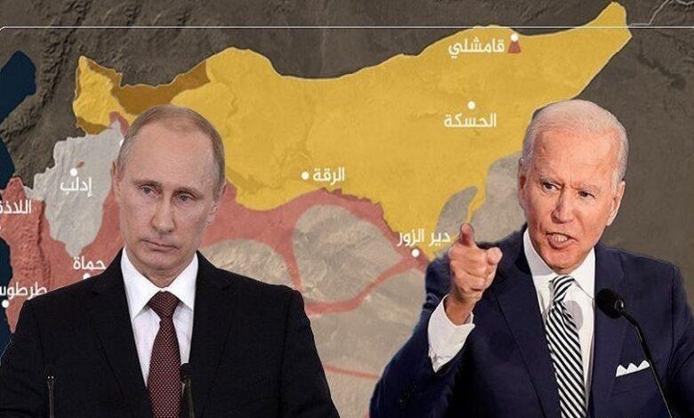 قمة بايدن بوتين