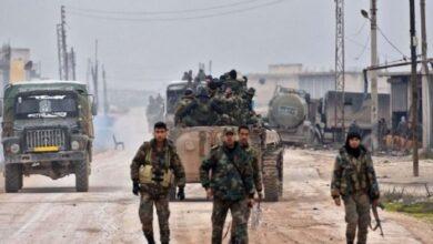 صورة قوات سوريا الديمقراطية تُحذّر من حشود عسكرية لنظام الأسد بريف حلب الشرقي!