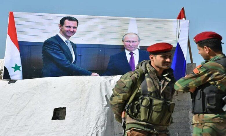 قيادي نظام الأسد السوريين