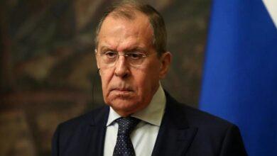 """صورة """"لافروف"""" يضـ.ـع شـ.ـروطاً لمناقشة الأوضاع في سوريا مع الأوروبيين بالتزامن مع زيارة وفد روسي إلى دمشق!"""