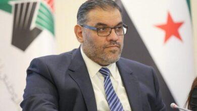 """صورة رئيس هيئة التفاوض السورية يتحدث عن مقررات اجتماع """"روما"""" وأهداف روسيا القادمة في سوريا"""