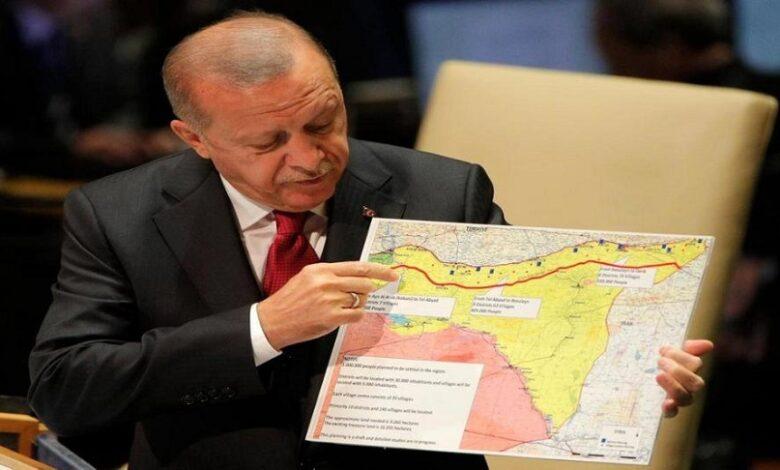منطقة آمنة في سوريا
