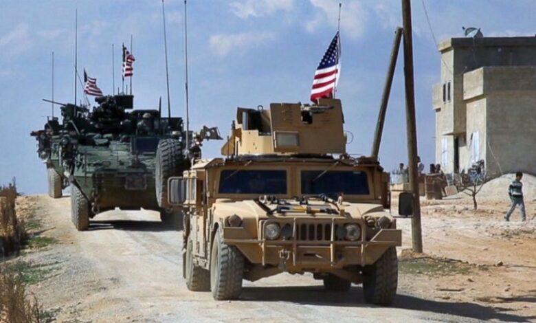 إدارة بايدن في سوريا