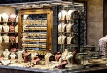 صورة ارتفاع ملحوظ يسجله سعر مبيع غرام الذهب في الأسواق السورية اليوم!