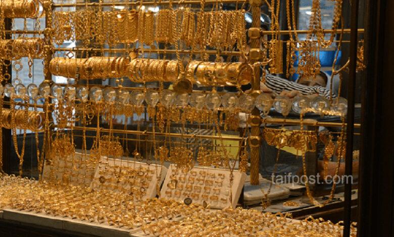 ارتفاع ملحوظ يسجله سعر مبيع غرام الذهب