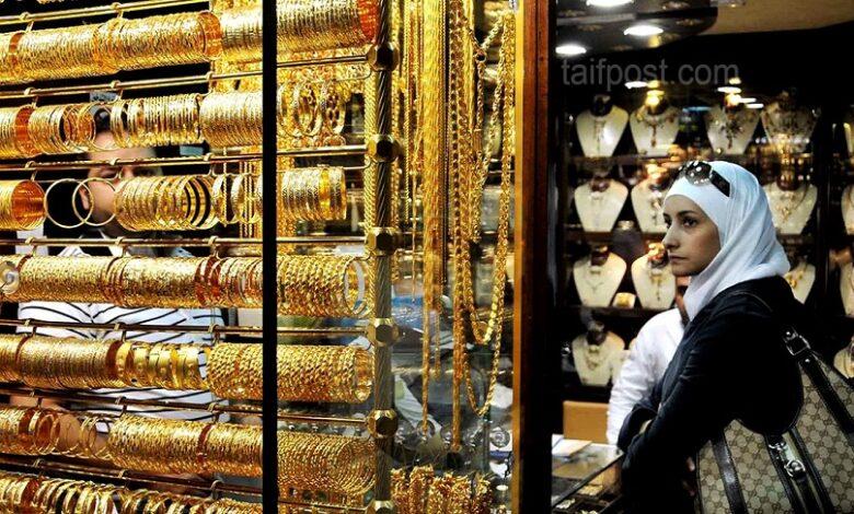 الأسواق السورية بسعر الذهب العالمي