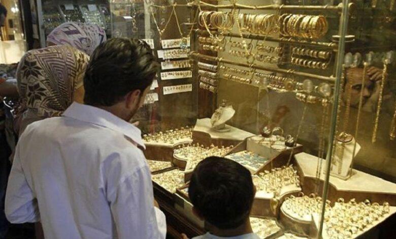 انخفاضاً أسعار الذهب الأسواق السورية