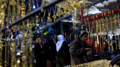 صورة انخفاض ملحوظ يسجله سعر مبيع غرام الذهب في الأسواق السورية وجمعية الصاغة تصدر تعميماً