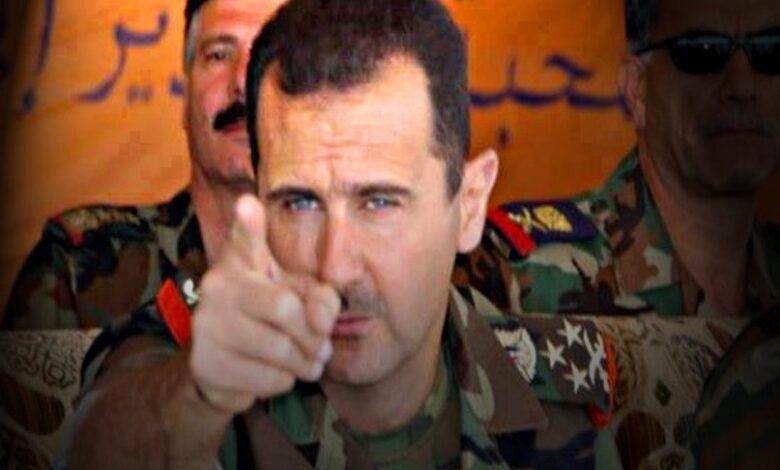 بشار الأسد الأوضاع سوريا