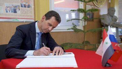 صورة بعد ساعات من رفع الأسعار.. بشار الأسد يرفع رواتب الموظفين والفجوة مازالت كبيرة بين الدخل والإنفاق!
