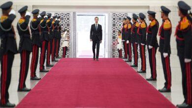 صورة بشار الأسد يجدد ولايته بالقسم ويتوعد أمريكا وتركيا محدداً توجهاته للسنوات السبع المقبلة!