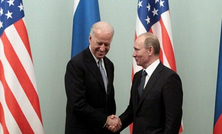 بوتين حصل على المقابل من بايدن