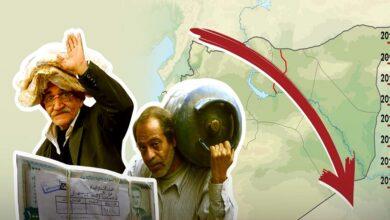 """صورة """"رقم مفـ.ـاجئ"""".. صحيفة موالية تتحدث عن تكاليف المعيشة في سوريا لأسرة مكونة من 5 أشخاص!"""