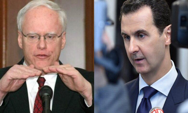 جيمس جيفري بشار الأسد