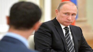 """صورة """"رد قـ.ـوي ومفـ.ـاجئ"""".. القيادة الروسية تـ.ـرد على خطاب """"بشار الأسد"""" الأخير!"""