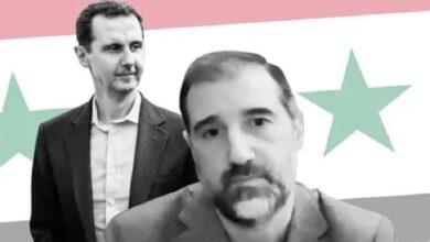"""صورة """"زيارة مفـ.ـاجئة"""".. رامي مخلوف يتحدى بشار الأسد ويظهر داخل شركة سيريتل بدمشق.. ومصادر تكشـ.ـف ما حصل!"""