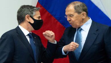 صورة مصادر غربية تتحدث عن موافقة روسيا على استمرار تدفق المساعدات عبر باب الهوى وزلة لسان لافروف تؤكد!