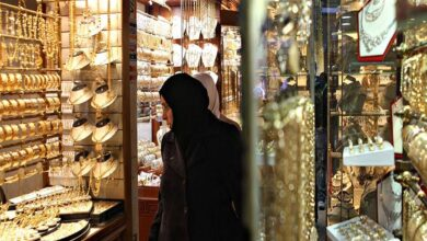 صورة سعر مبيع غرام الذهب في سوريا يسجل ارتفاعاً ملحوظاً لتأثره بسعر صرف الليرة السورية!