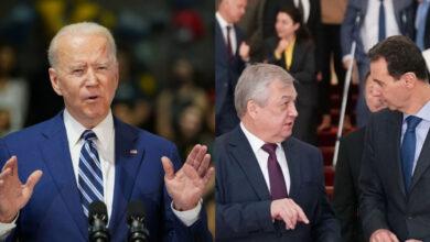 """صورة """"خلال جلسة مغلقة"""".. مسؤول أمريكي يكشـ.ـف عن ثلاثة أهداف رئيسية لإدارة بايدن في سوريا"""