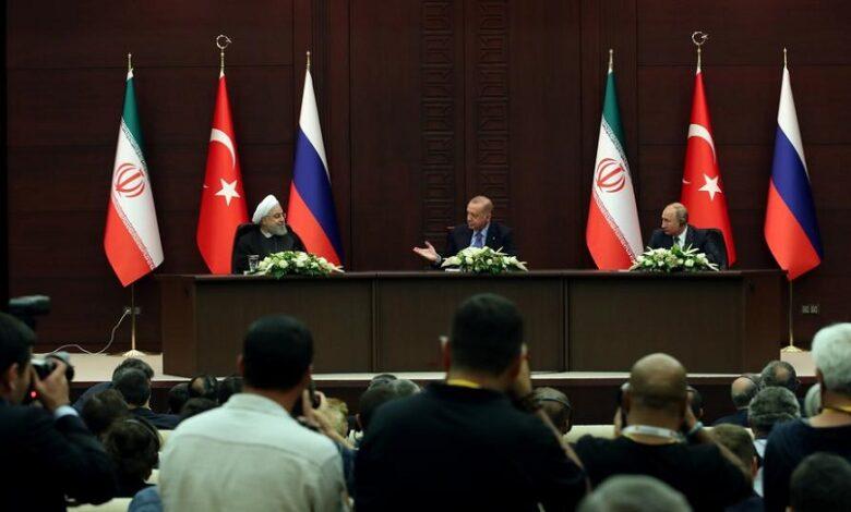 مبادرة روسية الملف السوري
