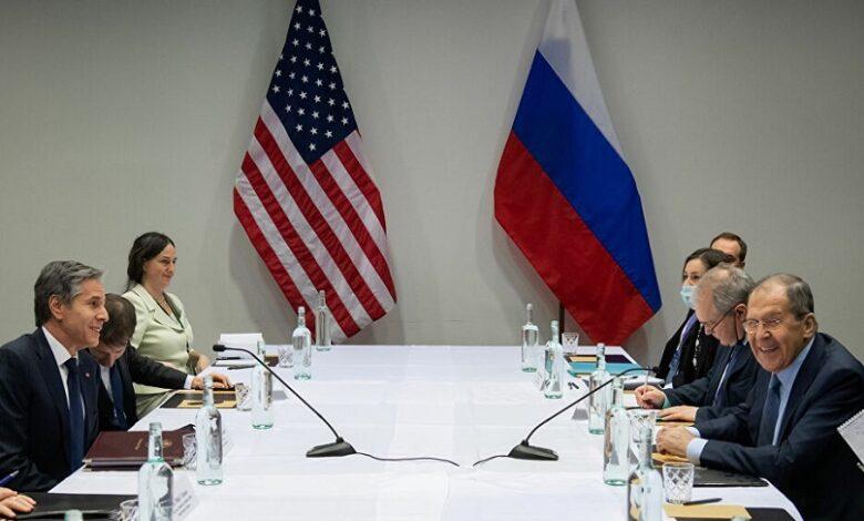 مسؤول أمريكي المفاوضات روسيا