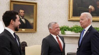 صورة صحيفة أمريكية تكشـ.ـف عن مبادرة وضعها ملك الأردن على طاولة بايدن بشأن الحل في سوريا.. إليكم تفاصيلها