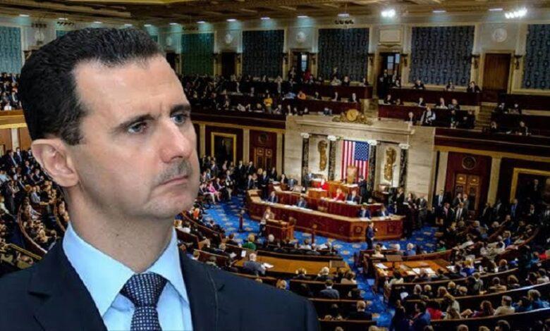 موقف أمريكي تجاه بشار الأسد