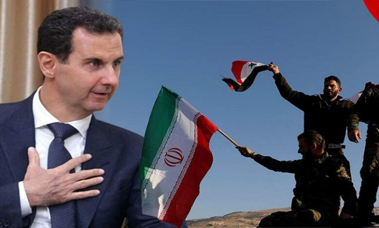 وفد إيراني يصل دمشق