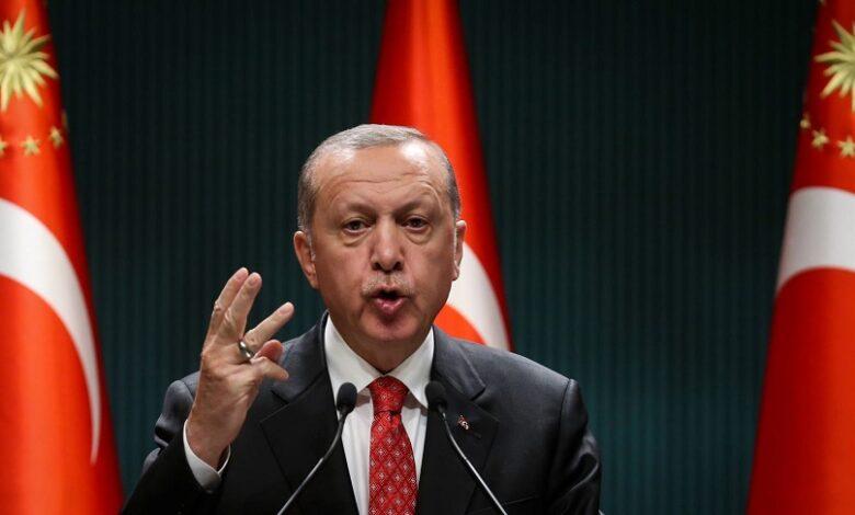 أردوغان للاجئين السوريين